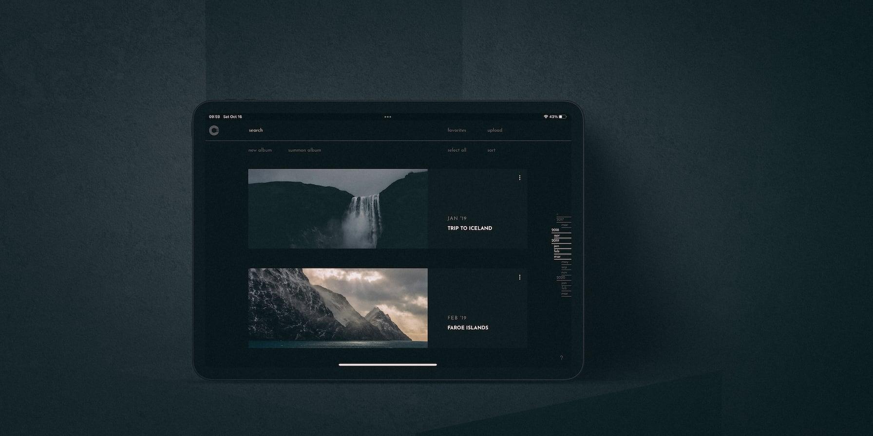 Cryptee Photos Desktop